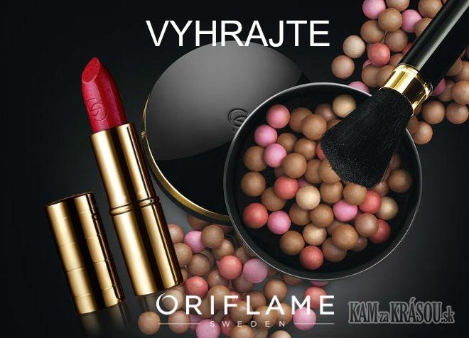 a5570af4cf60 Vyhrajte sadu dekoratívnej kozmetiky Giordani Gold od Oriflame ...