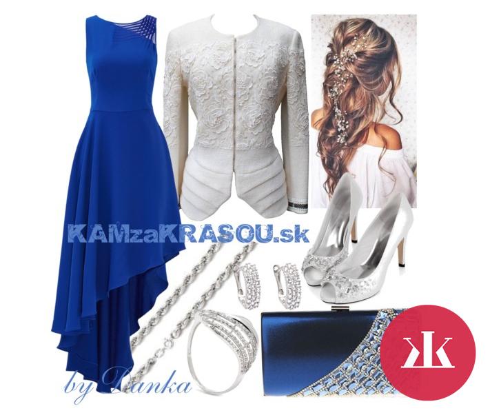 Spoločenské šaty pre rôzne príležitosti - KAMzaKRASOU.sk 265b431b294