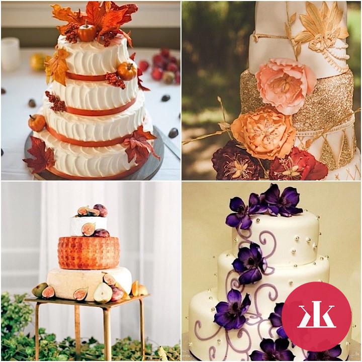 c7f716ddc9 Trendy svadobné torty na jeseň - KAMzaKRASOU.sk