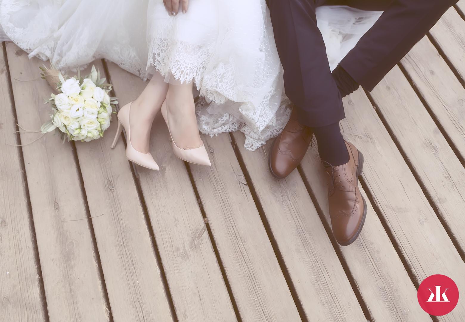 ba3517cb8649 Ako si vybrať správne svadobné topánky  Drž sa týchto rád ...