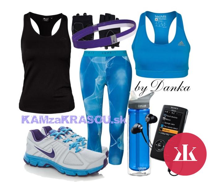 6cd0e8a8185d Kvalitné športové oblečenie - buďte štýlová aj pri športe ...