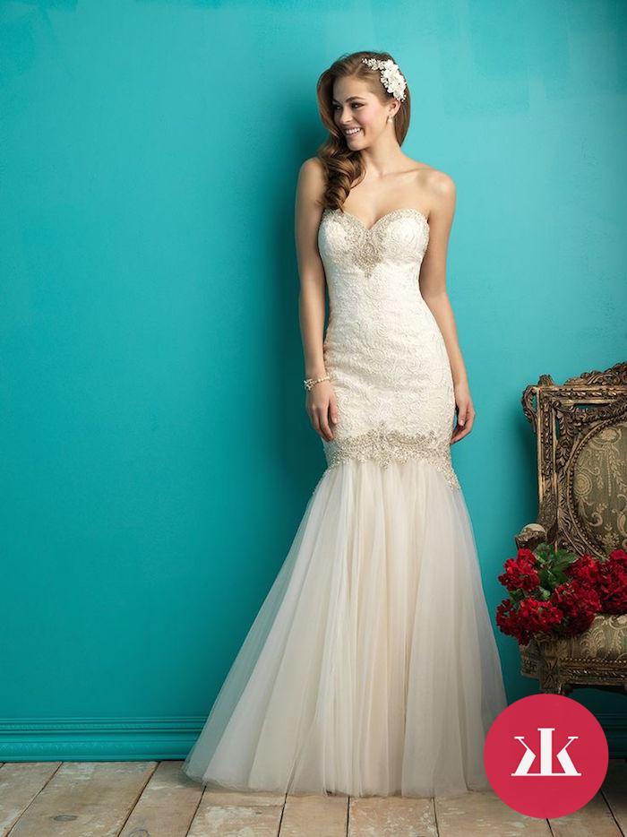 bf44c8baea Ohromujúce svadobné šaty od Allure - KAMzaKRASOU.sk