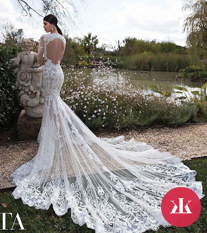 71c539782c10 Elegantné a sexi svadobné šaty BERTA 2015 - KAMzaKRASOU.sk