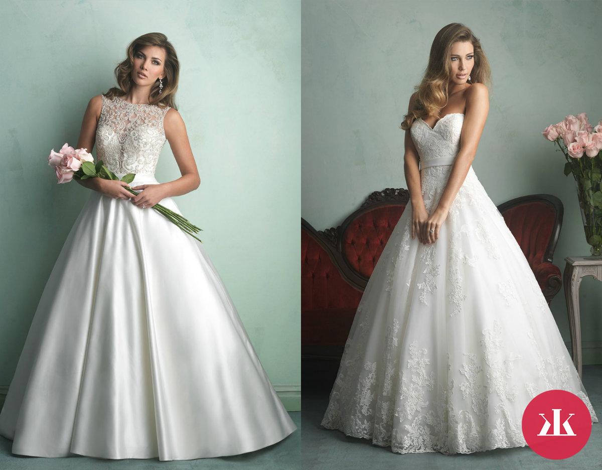 Allure Bridals Collection - KAMzaKRASOU.sk 16e7239ec55