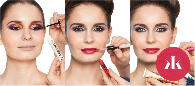 4a3fbad64 Make-up inšpirácie - Plesové líčenie - KAMzaKRASOU.sk