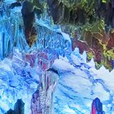 Výsledok vyhľadávania obrázkov pre dopyt Mendenhallská ľadovcová jaskyňa, Aljaška, USA