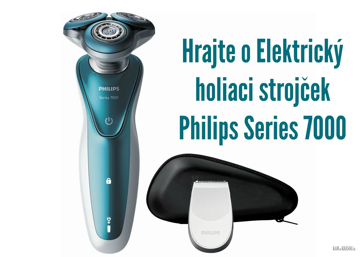 hrajte o elektrick holiaci stroj ek philips series 7000 kamzakr. Black Bedroom Furniture Sets. Home Design Ideas
