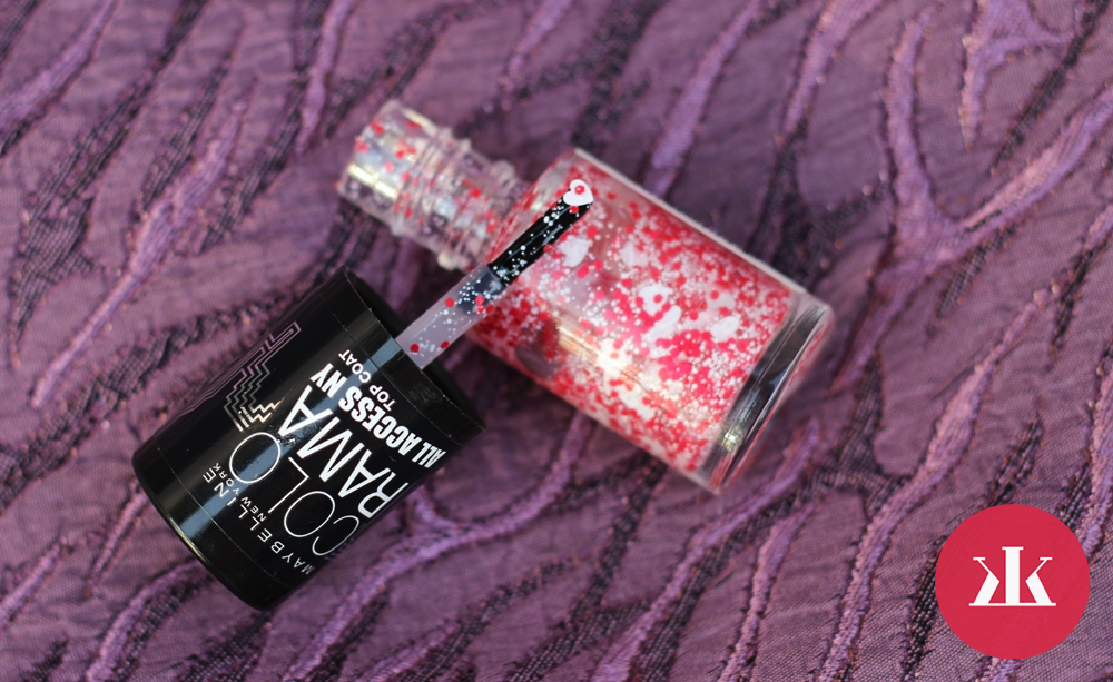 maybelline All Access NY Top Coat