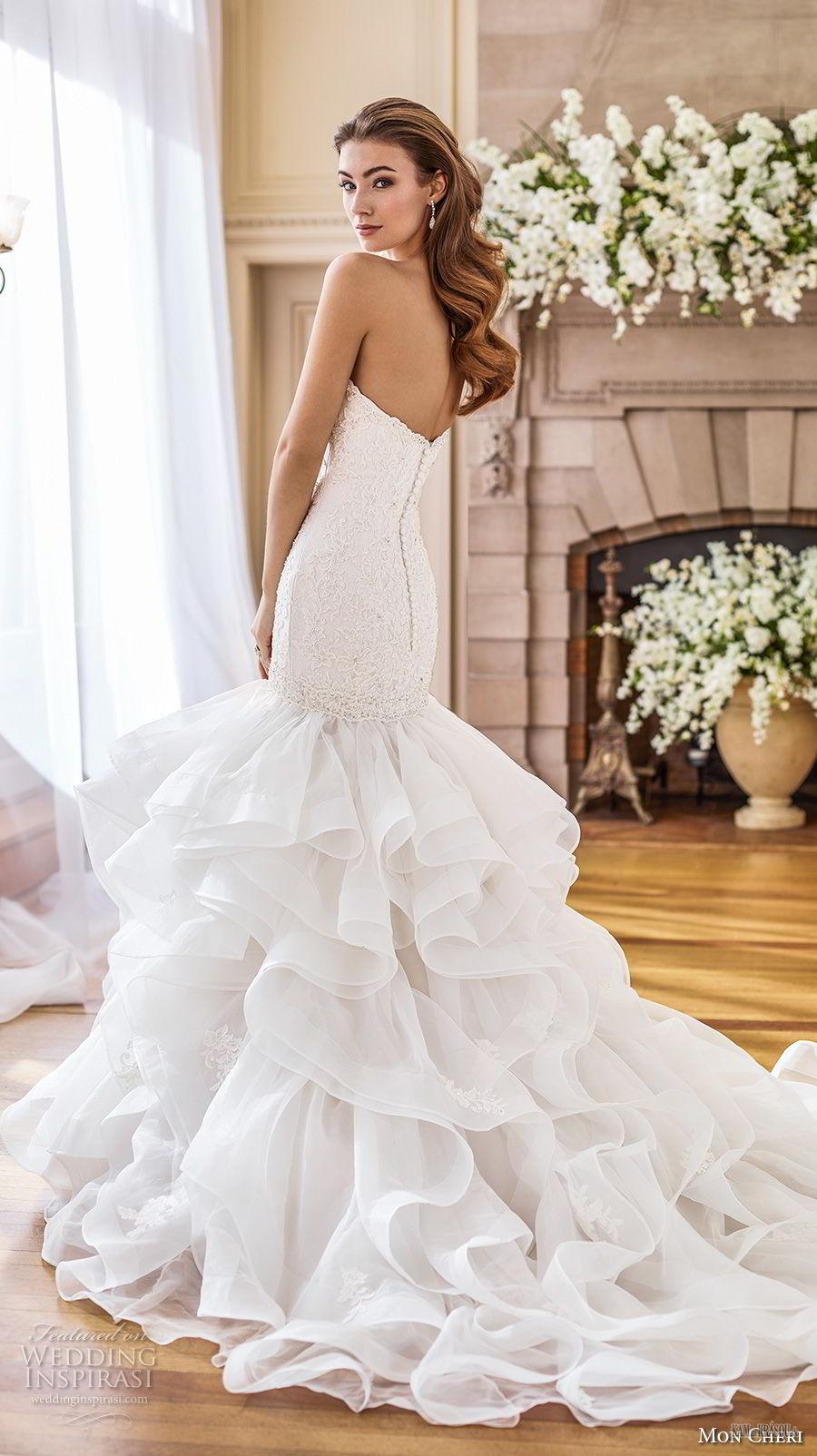 Exkluzívne svadobné šaty z dielne Mon Cheri - KamZaKrasou.sk e99c968de26