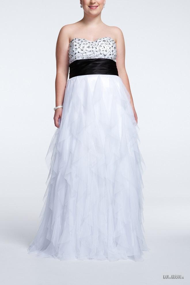 750cd3f343af 1 z 12. Nádherné spoločenské šaty aj pre ženy s pár kilami navyše ...