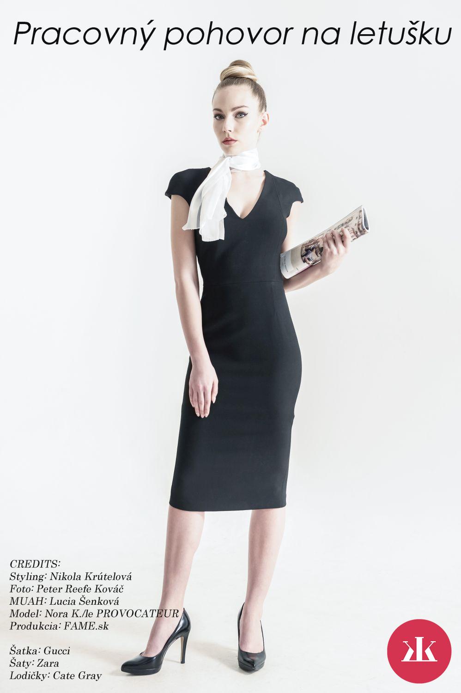 """08d20361bb89 Malé čierne šaty"""" – nevyhnutná súčasť vášho šatníka! - KAMzaKRASOU.sk"""