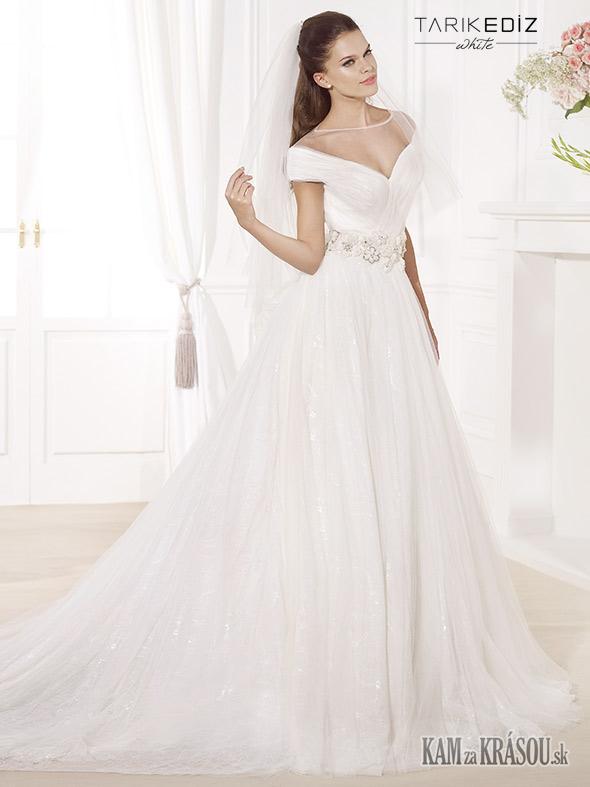 Svadobn aty tarik ediz as prv for Giorgio armani wedding dress