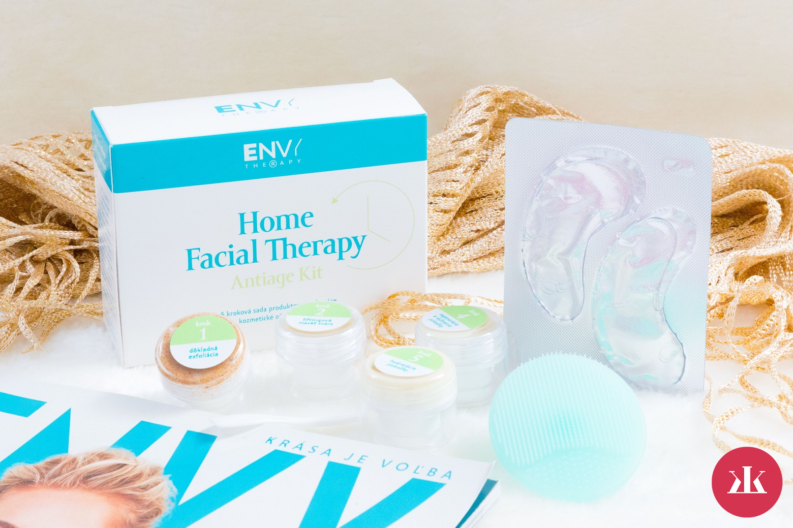Home Facial Therapy