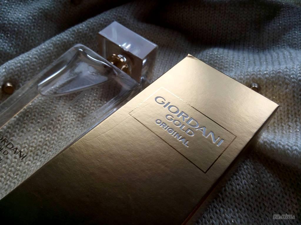 Test Oriflame Parfumov Voda Giordani Gold Original White