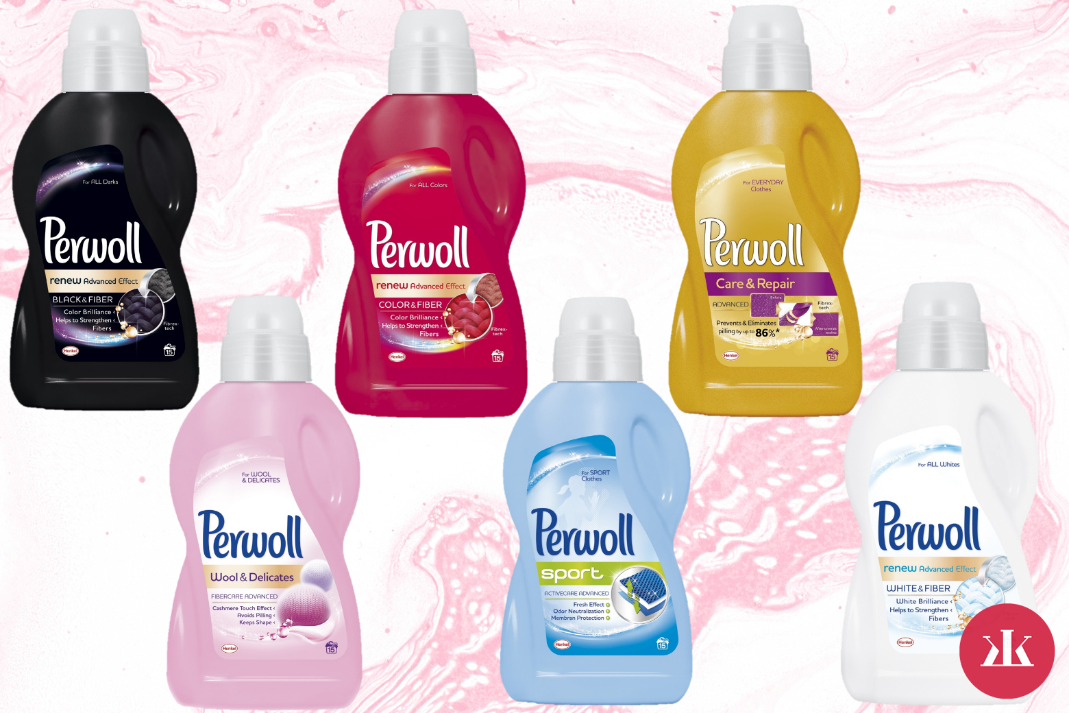 Perwoll Renew Advanced Effect