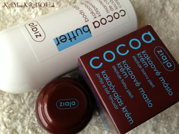 Ziaja Cocoa butter