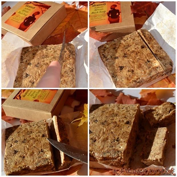Akamuti - Africké čierne mydlo