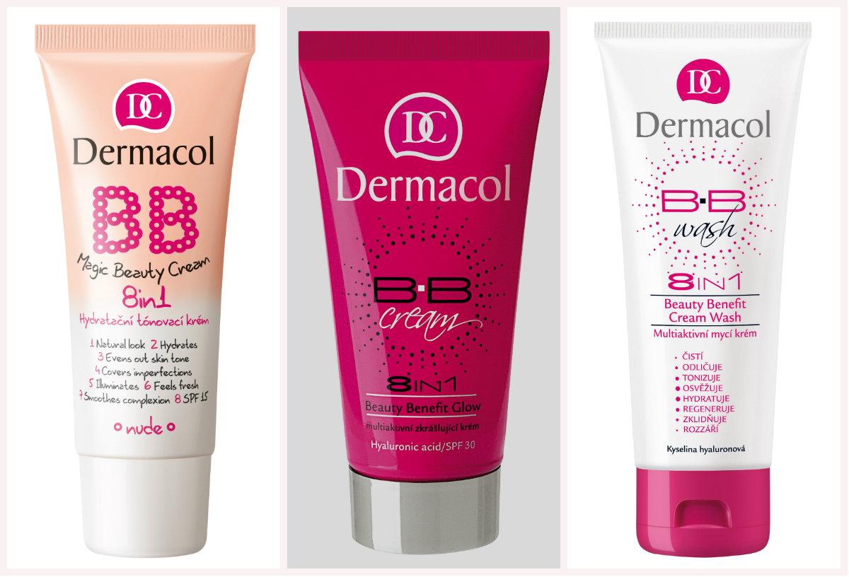 Dermacol - BB krémy so slnečnou ochranou