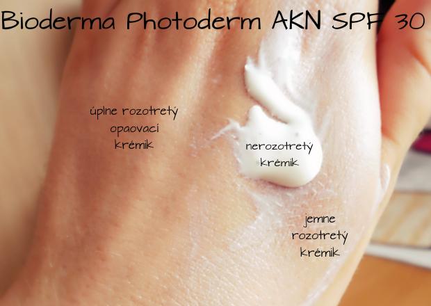 Bioderma Photoderm AKN Mat SPF30