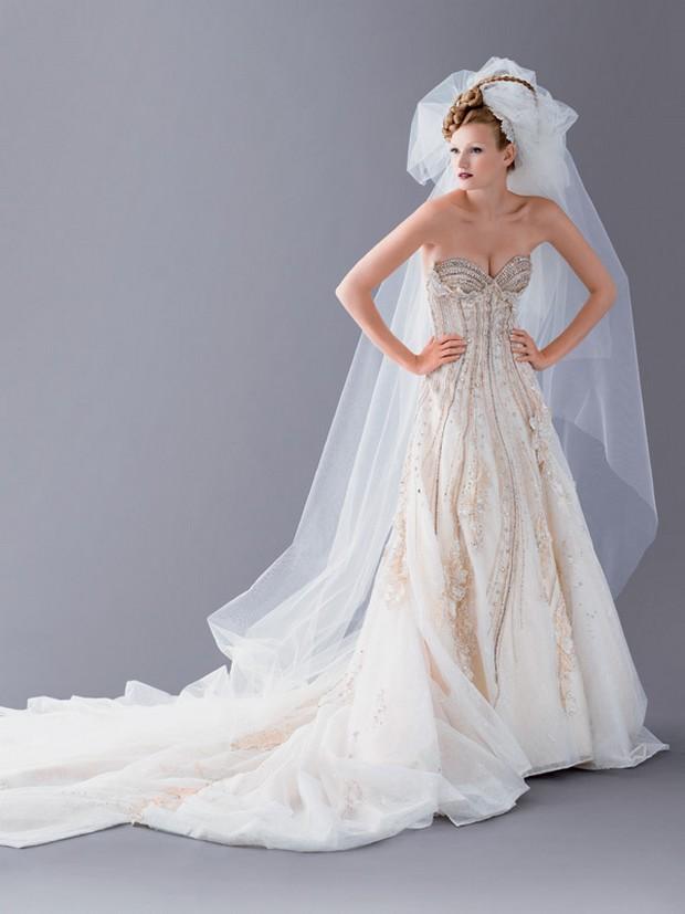 Blanka Matragi - Svadobné šaty pre princezné