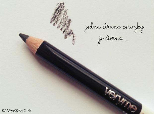 Oriflame - ceruzka na oči Very Me