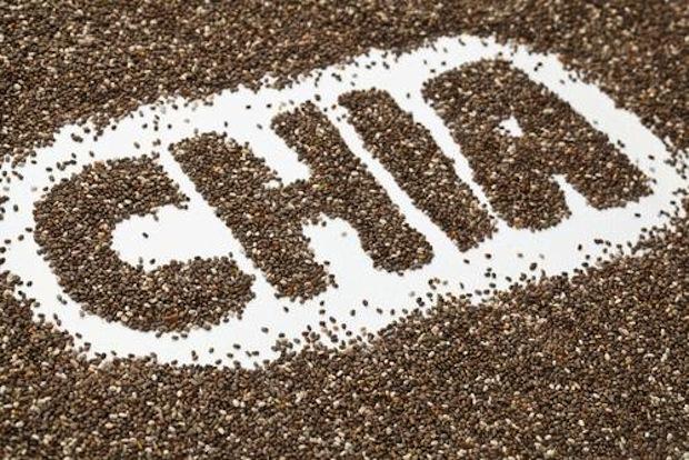 Superpotraviny - chia a konopné semienka