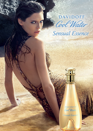 Davidoff Cool Water Woman Sensual Essence