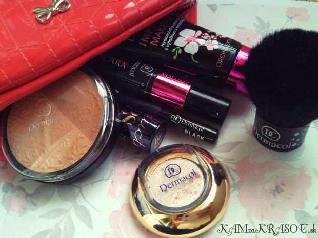 Dekoratívna kozmetika Dermacol