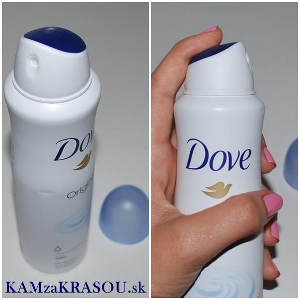 Antiperspirant - DOVE Original