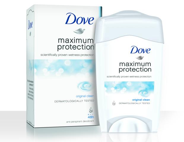 Dove prináša maximálnu sviežosť a ochranu