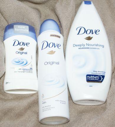 Dove - Originálna sviežosť