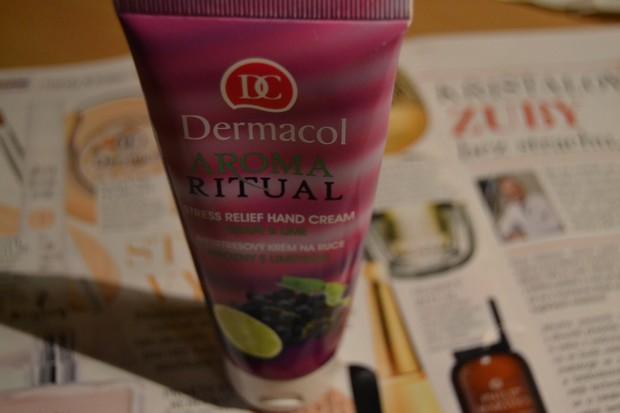 Antistresový krém Aroma Ritual - Dermacol
