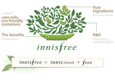 Innisfree - Zmatňujúci minerálny púder