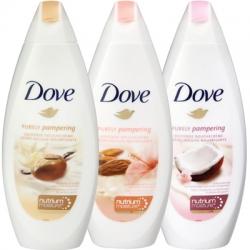 DOVE - Pureply pampering sprchovací gél