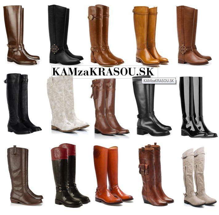 Topánky, ktoré má mať každá z nás