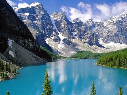 Najkrajšie jazerá sveta