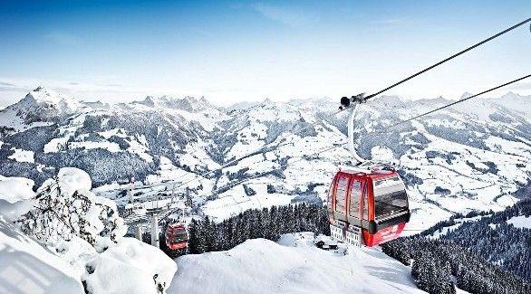 Najlepšie lyžiarske strediská