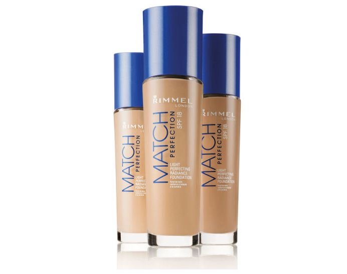 RIMMEL -Match Perfection make-up