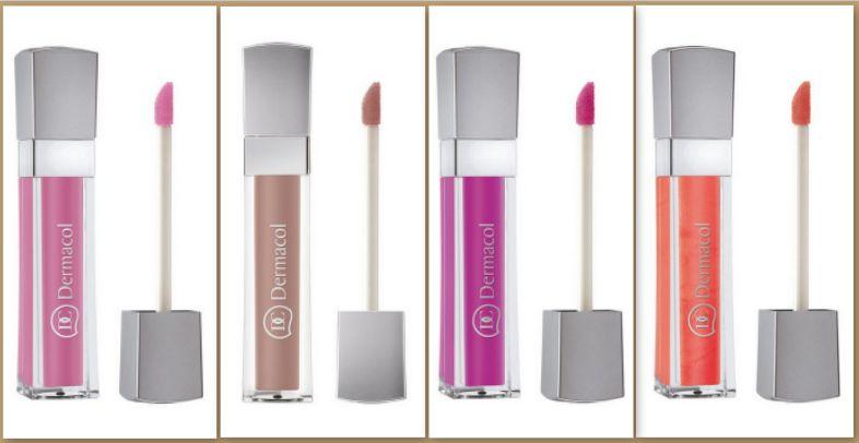 Dermacol - Briliant Lip Gloss