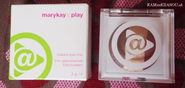 Mary Kay - trio očných tieňov
