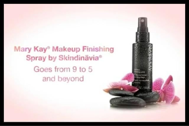 Fixačný sprej na make-up