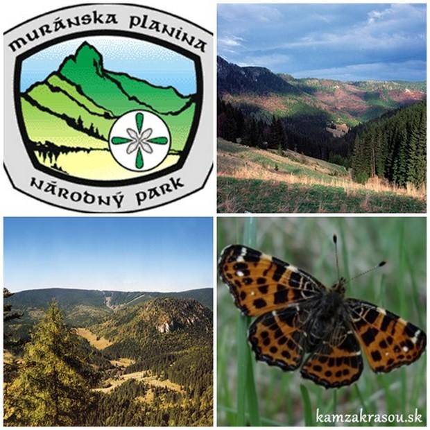 Potulky po slovenských národných parkoch