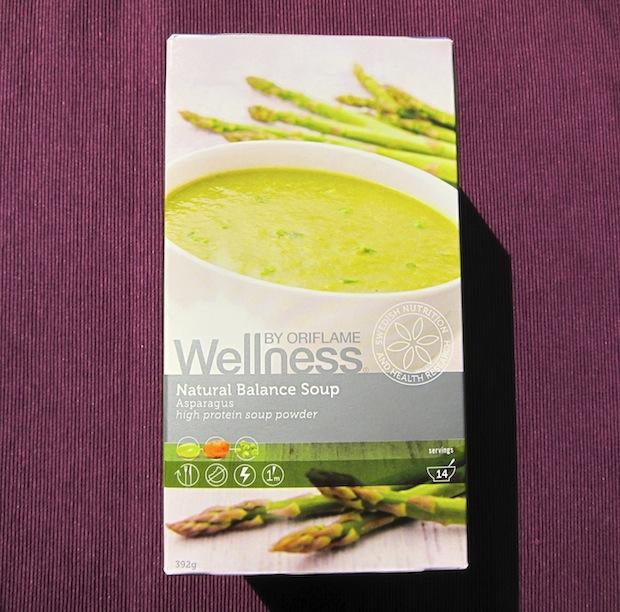 Oriflame Natural Balance Soup Asparagus