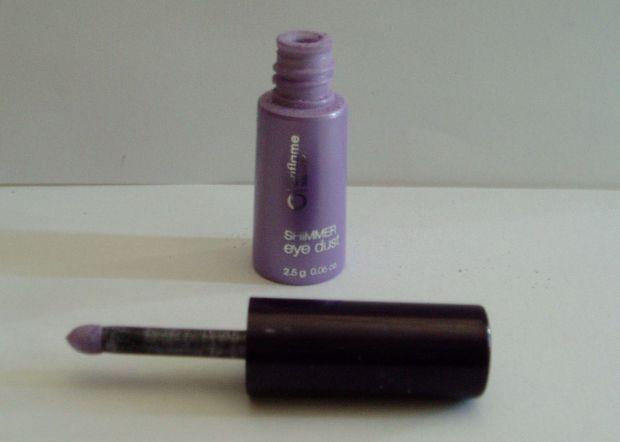 Oriflame - očné tiene Shimmer eye dust