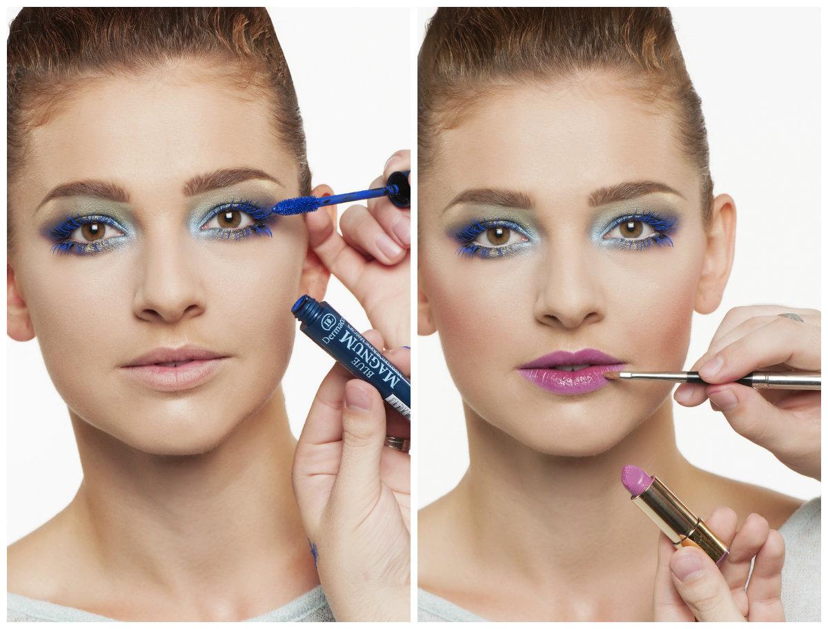 Premena - Nechajte zažiariť farby na tvári