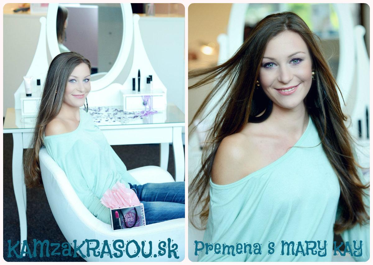 Simonkina premena s MARY KAY at PLAY