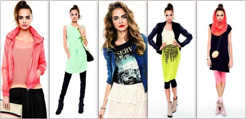 Outfity - Bezstarostná mladosť