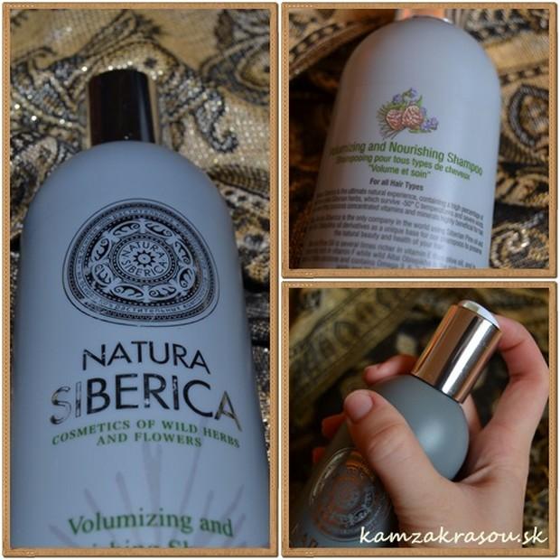 Natura Siberica - Prírodný šampón
