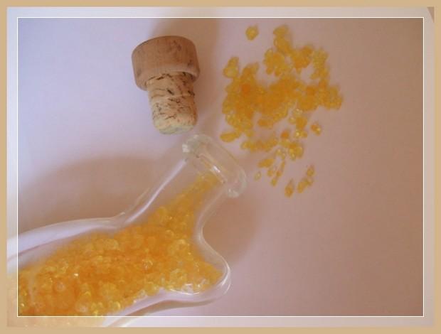 BioBeauty - Morská soľ do kúpeľa vanilka