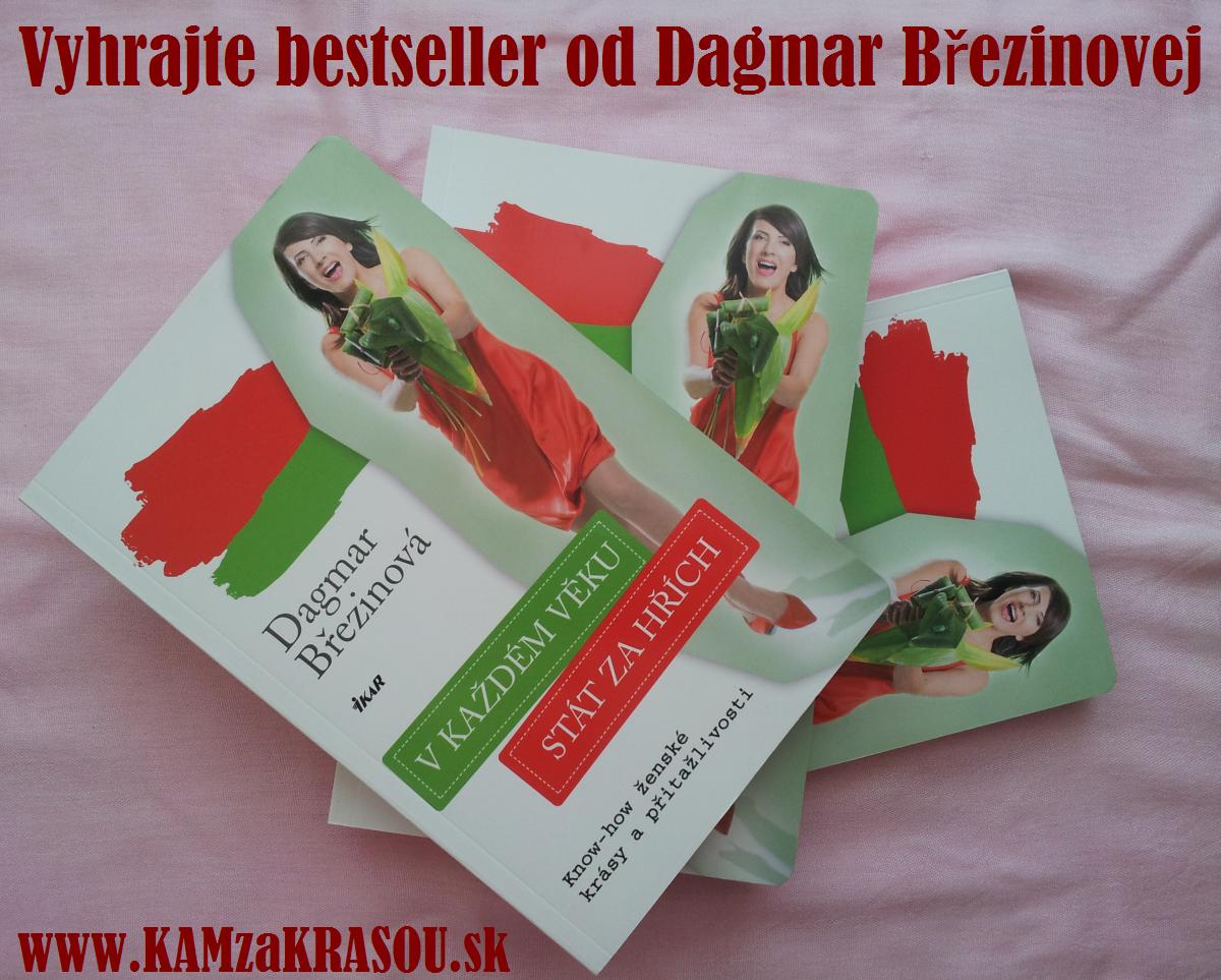 Vyhrajte knižnú novinku od Dagmar Březinovej